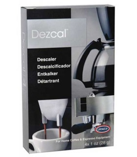 Urnex Dezcal Coffee and Espresso Machine Descaling Powder