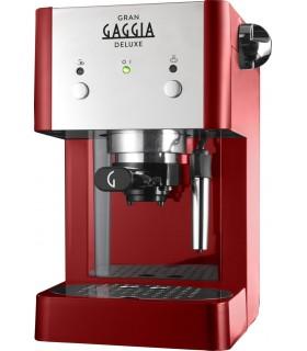 GAGGIA Gran Gaggia Deluxe Red Οικιακή Μηχανή Espresso