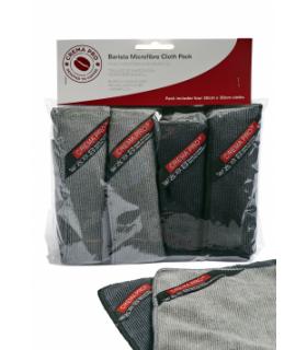 Crema Pro Barista Microfiber Cloth Πετσέτες Καθαρισμού