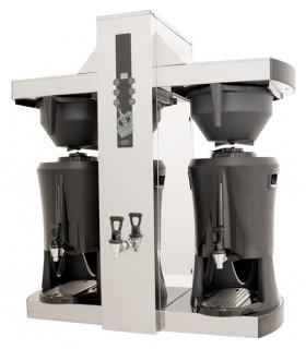 Coffee Queen Tower Μηχανή καφέ φίλτρου με διπλά θερμός