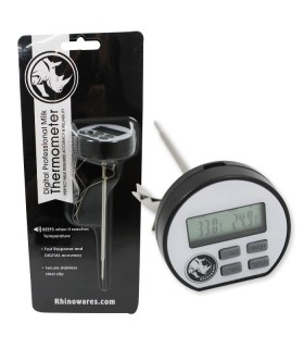 Rhinowares Digital Professional Milk Thermometer