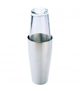 ILSA Easy Boston Cocktail Shaker 50cl