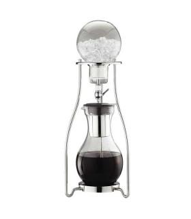 Tiamo Μεταλλικό Cold Coffee Dripper 10cups