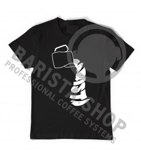 Barista Milk Pitcher T-Shirt