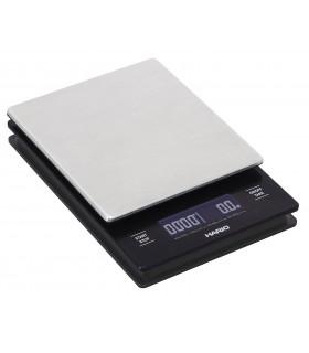 Hario V60 Metal Drip Scale - Μεταλλική Ζυγαριά Ακριβείας