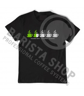 Please Wait Caffeine Loading T-Shirt