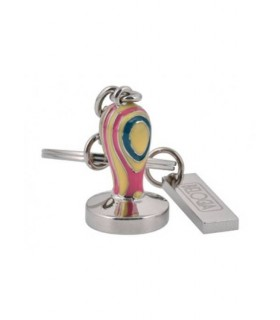 Tamper Keychain Multicolor