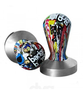 Barista Shop Tamper Pop Art 58mm
