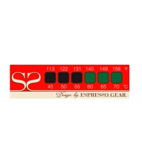 Espresso Gear Thermometer Sticker