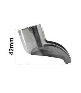 Single Spout Semi-closed Style 3/8 - H42