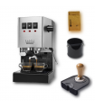 GAGGIA Classic New Espresso Machine & Accessory Kit